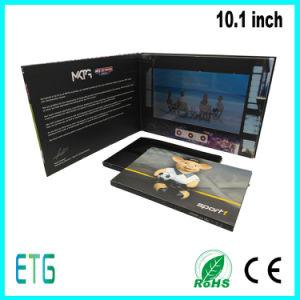 """کارت تبریک تبلیغاتی ویدیوی صفحه نمایش IPS با ابعاد 2.4 """"2.8"""" 4.3 """"5"""" 7 """"10.1"""""""