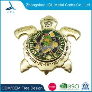 چین تولید کننده ارتقاء سفارشی یادبود ارتش مینای دندان نیروی دریایی Old Royal Mint Metal Craft Antical Antique Svenven Gold Gold Army Award سکه نقره پلیس چالش