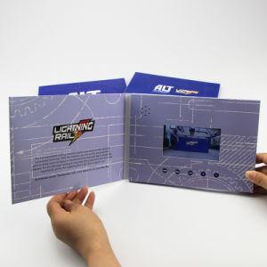 بروشور کارت تبریک 3D صوتی بروشور کارت تبریک برای تجارت